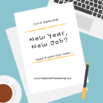 New Year, New Job! Tips to Updating Your Resume